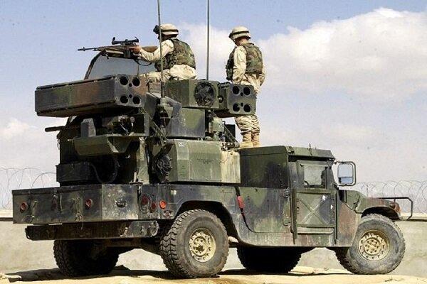استقرار سیستم پدافند هوایی Avenger آمریکا در سوریه و عراق
