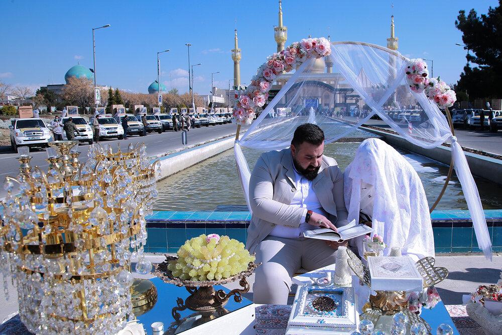 ازدواجی آسان در جوار حرم امام خمینی(ره)؛ از تهیه جهیزیه تا خانه بخت