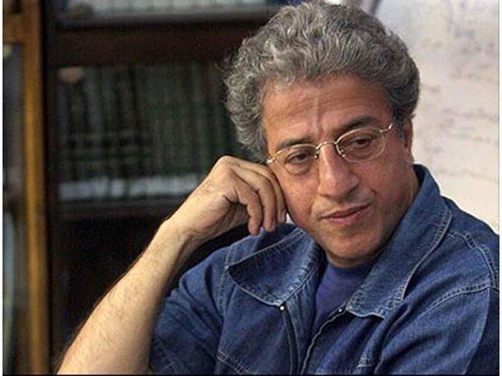 عکسی از علیرضا خمسه در بالکن لاکچری خانه اش