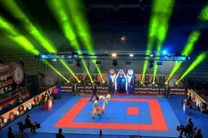 برنامه بازی های مرحله نهایی لیگ برتر کاراته آقایان