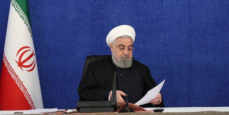روحانی استعفای مرتضی بانک را پذیرفت