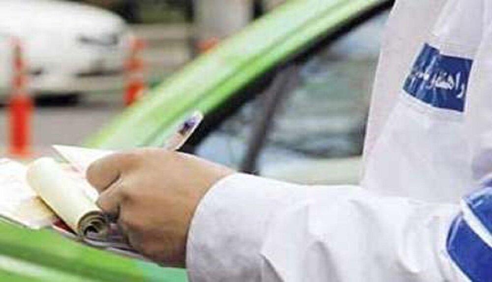 صدور 7000 قبض جریمه برای متخلفان محدودیت تردد