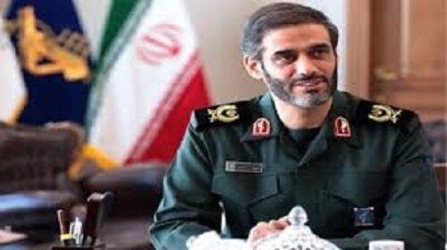 توئیت فرمانده سابق قرارگاه سازندگی خاتمالانبیا (ص) سپاه  پس از استعفا