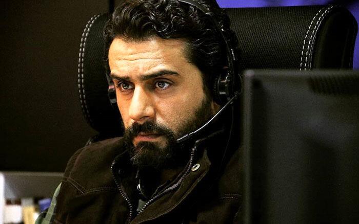 بازیگر نقش محمد در سریال امنیتی «گاندو»
