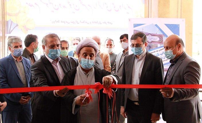 افتتاح ۲ کتابخانه روستایی در شهریار