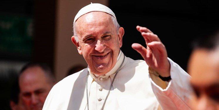 پاپ: عراق همیشه در قلبم میماند
