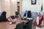 بنیاد شهید در راستای ارائه خدمات الکترونیکی، پیشرو است