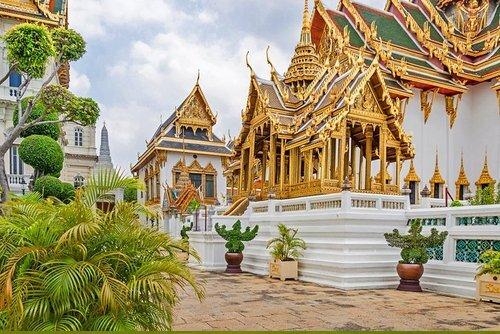 سفر به کاخ بزرگ تایلند /گزارش تصویری