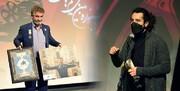 بهرام رادان بهترین بازیگر جشنواره فیلمهای ورزشی /عبدالله روا بهترین مجری ورزشی