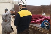 کشته و زخمی شدن چند نفر بر اثر حملات نیروهای وابسته به آمریکا در سوریه