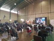 واگذاری تحویل ۳۵۲ واحد مسکونی به مددجویان کمیته امداد در پیشوا