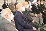 افتتاح و واگذاری ۴۴۰۰ واحد مسکونی مددجویان کمیته امداد با حضور قالیباف