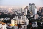 نرخ آپارتمان در تهران