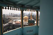 تحویل سال نو در حرم امام رضا (ع) /گزارش تصویری