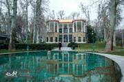 کاخ نیاوران از دریچه دوربین