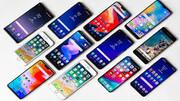 نرخ انواع گوشی موبایل در بازار امروز 2 فروردین