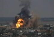 واکنش ارتش سوریه در برابر حمله رژیم صهیونیستی به دمشق