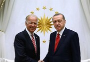 دعوت بایدن از اردوغان برای شرکت در نشست تغییرات اقلیمی