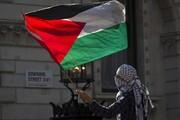 به حمایت از فلسطینیان افتخار میکنم