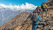 برگزاری همایش کوهنوردی در پیشوا