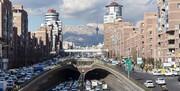 دمای هوای تهران در دوازدهمین روز سال ۱۴۰۰