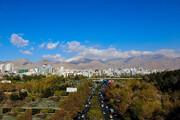 کیفیت هوای تهران امروز 12 فروردین