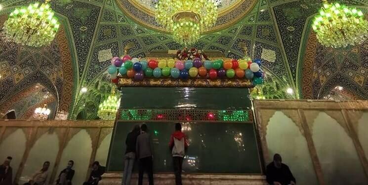 جشن میلاد حضرت رقیه (س) در سوریه /گزارش تصویری