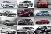 ثبات قیمتها در بازار خودرو در نیمه فروردینماه