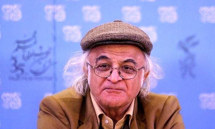 فریدون جیرانی و رفیق 50 ساله اش /عکس