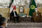قدردانی جهانگیری از همکاری آستان قدس رضوی با دولت