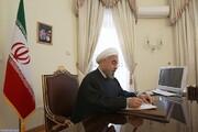 پیام تسلیت رئیس جمهور در پی درگذشت پدر بزرگوار شهیدان چراغی