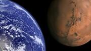 عجایبی زیبا از چرخش زمین و مریخ به دور خورشید +فیلم
