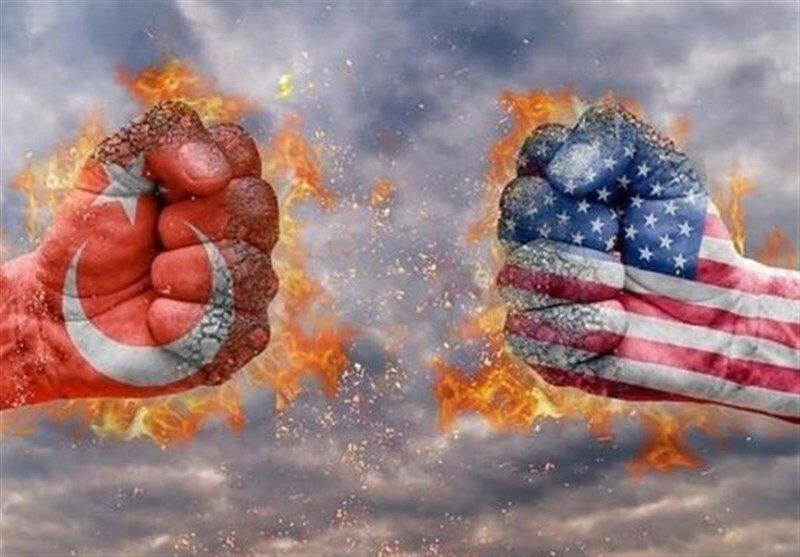 اجرایی شدن تحریم آمریکا علیه ترکیه