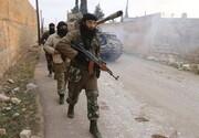 کشف موشکهای حرارتی و ضد زره در جنوب سوریه