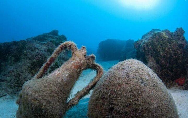 کشف شهری لوکس و باستانی در اعماق دریاها