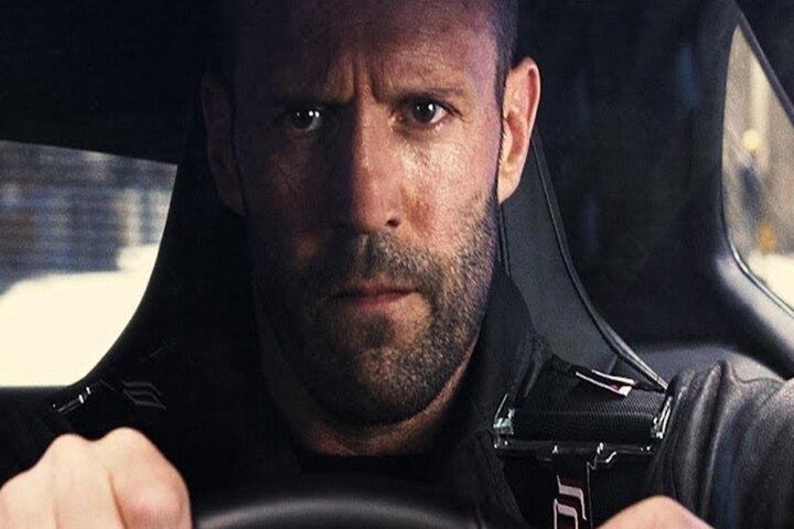 بازی جیسون استاتام در«خشم مردانه»