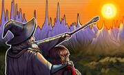 علامت چشم بادامی ها به قیمت بیت کوین