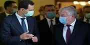 جزئیات دیدار فرستاده پوتین و بشار اسد