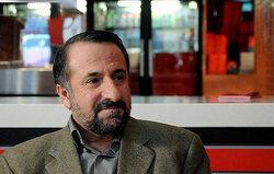 مهران رجبی در کنار امیر احمدی و حمید خندان