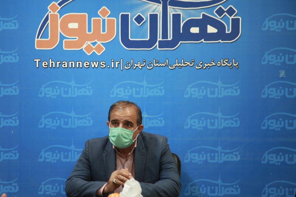 بازدید محمد جواد عسکری از مجتمع رسانهای آفتاب