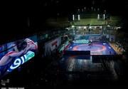 اعلام برنامه رقابتهای کشتی قهرمانی آسیا
