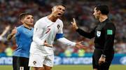 گذران آخرین سالهای فوتبال کریستیانو رونالدو با عصبانیتهای تاریخی /عکس