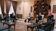 گفتگوی عبدالله با نماینده سازمان ملل درباره نشست استانبول