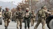 خروج نیروهای انگلیس از افغانستان