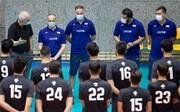 تمریناتتیم ملی والیبال رسما آغاز شد