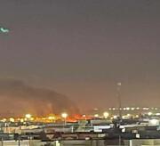 اصابت راکت به پایگاه نظامی آمریکا در کردستان عراق