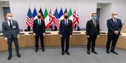 رایزنی وزرای خارجه آمریکا، و کشورهای اروپایی درباره ایران