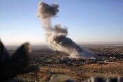 پایگاه آمریکایی مورد حمله موشکی قرار گرفت