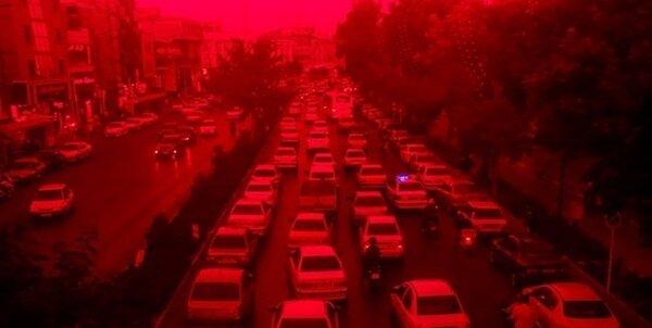 هشدار به تهرانیها /وضعیت قرمز است