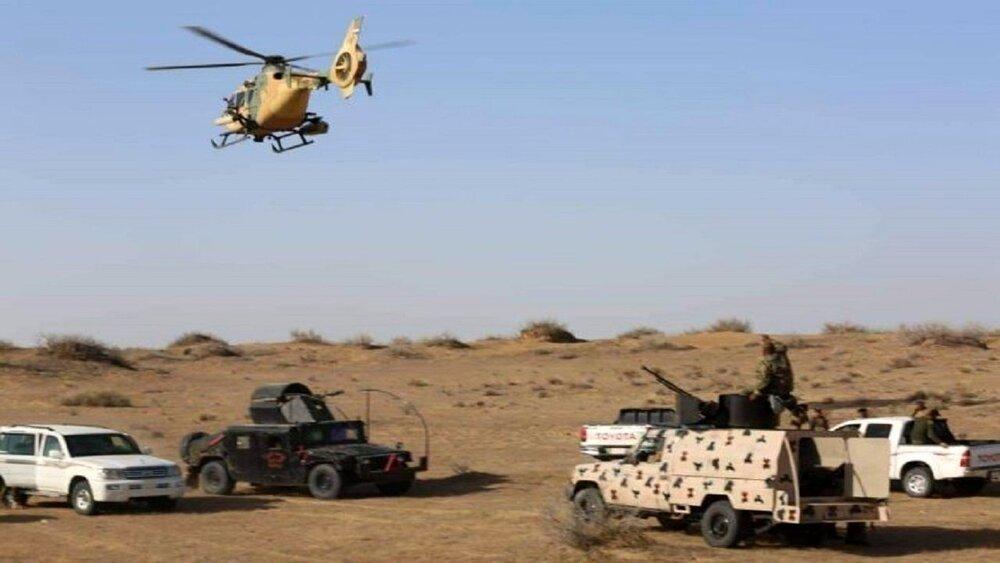 حمله موشکی به مقر الحشدالشعبی در شمال عراق